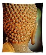 Buddha Detail 2 Tapestry