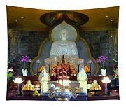 Buddha Statue Tapestry