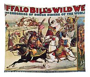 Buffalo Bill: Poster, 1899 Tapestry