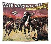 Buffalo Bills Show Tapestry