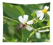 Bumble Bee 1 Tapestry