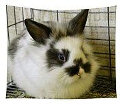 Bunny Love Tapestry