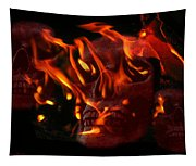 Burning Man Tapestry
