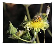 Busy Bee Tapestry