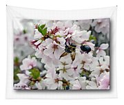 Busy Bees Tapestry