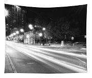 Busy Night On Peachtree _ Atlanta Tapestry