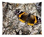 Butterfly Bark Tapestry