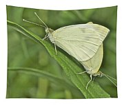 Cabbage White Butterflies 5267 Tapestry