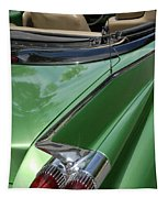 Cadillac Tail Fins Tapestry