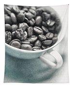 Caffeine Tapestry by Priska Wettstein