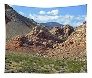 Calico Basin View Tapestry