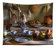 California Mission La Purisima 3 Tapestry