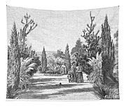 California: Pasadena, 1890 Tapestry