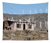 California Wind Tapestry