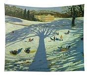 Calke Abbey House Tapestry