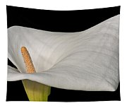 Calla Lily Flower Tapestry