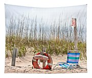 Calm By The Sea Tapestry