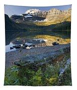 Cameron Lake, Alberta, Canada Tapestry