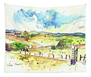 Campo Maior In Portugal 01 Tapestry