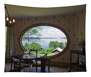 Campobello Island Roosevelts House Tapestry