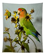 Can You Say Pretty Bird? Tapestry
