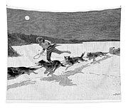 Canada: Fur Trade, 1892 Tapestry