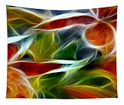 Candy Lily Fractal Panel 2 Tapestry