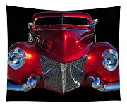 Candy Red Tapestry