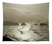 Cannon Beach Tapestry