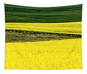 Canola Crop Tapestry