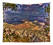 Canyon View II Tapestry