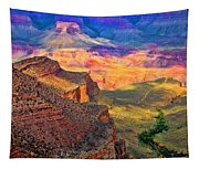 Canyon View Tapestry