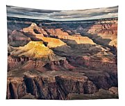 Canyon View Viii Tapestry