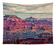 Canyon View Xii Tapestry