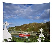 Cape Clear Island, Co Cork, Ireland Tapestry