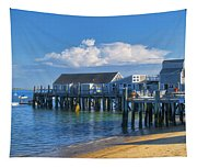 Captain Jack's Wharf Tapestry