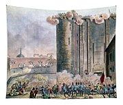 Capture Of The Bastille Tapestry