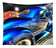 Car Show 2 Tapestry