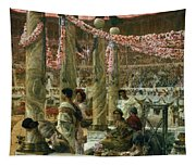 Caracalla And Geta Tapestry