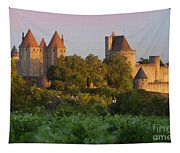 Carcassonne Dawn Tapestry