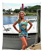 Carey Chen Ladies Clothing Tapestry