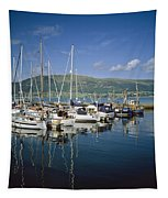 Carlingford Yacht Marina, Co Louth Tapestry