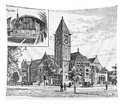 Carnegie Library, 1890 Tapestry