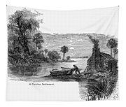 Carolina Settlement Tapestry