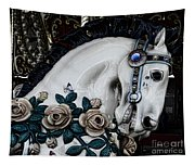 Carousel Horse - 8 Tapestry