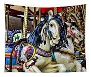 Carousel Horse 2 Tapestry