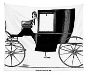 Carriage: Brougham Tapestry