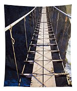 Carrick-a-rede, County Antrim, Ireland Tapestry