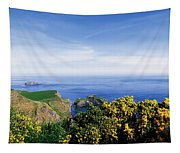 Carrick-a-rede Rope Bridge, Co Antrim Tapestry