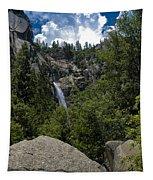 Cascade Falls Yosemite National Park Tapestry